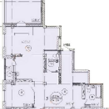 ЖК Изумрудный (Самара) – планировка №2