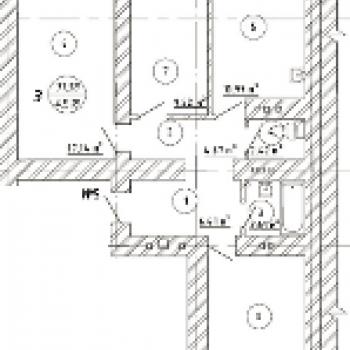 ЖК Изумрудный (Самара) – планировка №4