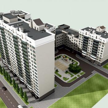 ЖК 120 квартал (Самара) – фото №1