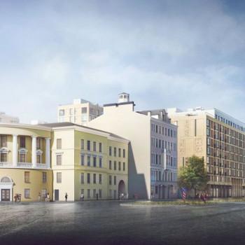 ЖК Второй Квартал (Лиговский сити) (Санкт-Петербург) – фото №5