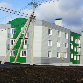 Микрорайон Восточный (Саранск) – фото №1