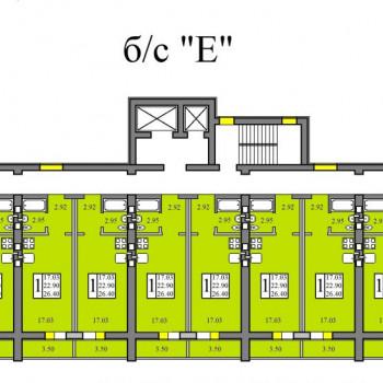 ЖК Радуга (Саратов) – планировка №6