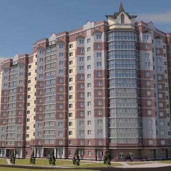 ЖК ул. Крупской (Смоленск) – фото №1