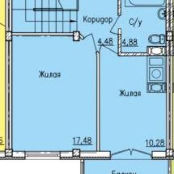 Дом по ул. Вяземская (Смоленск) – планировка №5