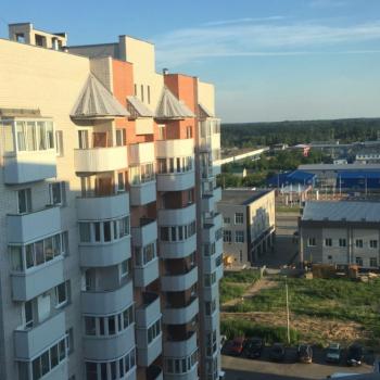 ЖК на Краснинском шоссе (Смоленск) – фото №1