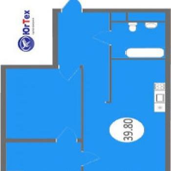 ЖК Голубые дали (Сочи) – планировка №5