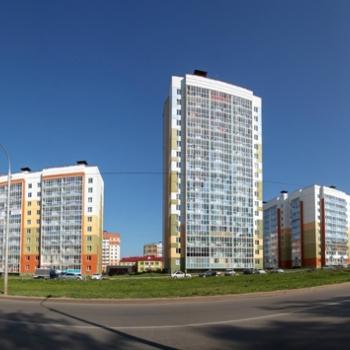 Микрорайон Зеленые горки (Томск) – фото №3