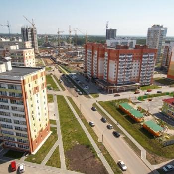 Микрорайон Зеленые горки (Томск) – фото №5