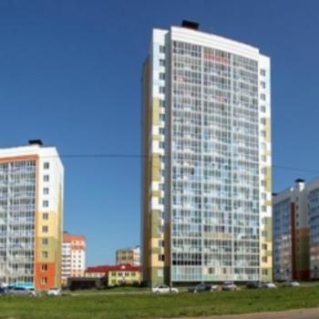 Микрорайон Зеленые горки (Томск) – фото №1