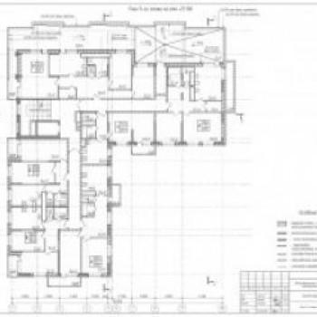 ЖК Аврора (Тула) – планировка №2