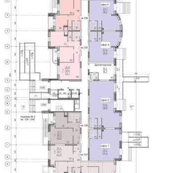 ЖК Кристалл (Тула) – планировка №6