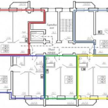 ЖК Центральный (Тюмень) – планировка №3