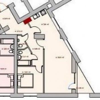 ЖК Треугольник (Тверь) – планировка №3