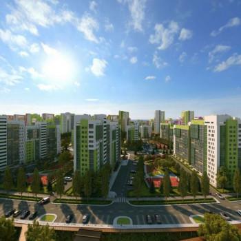 Микрорайон Яркий (Уфа) – фото №12