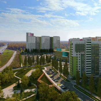 Микрорайон Яркий (Уфа) – фото №10