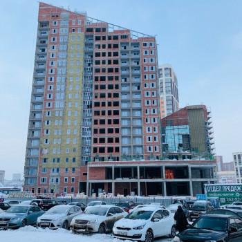 ЖК Грин дом (Уфа) – фото №1