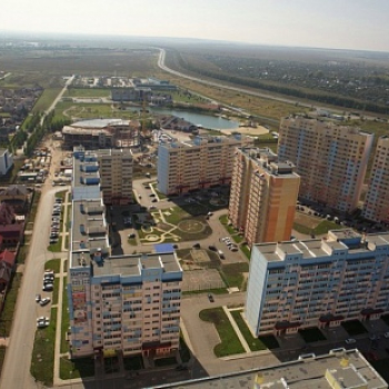 Микрорайон Юго-Западный (Ульяновск) – фото №1