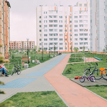 Фото Микрорайон Центральный (Ульяновск)