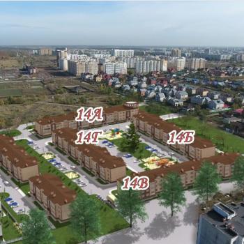 ЖК Заволжский престиж (Ульяновск) – фото №1