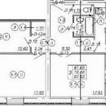 ЖК 7 квартал (Владимир) – планировка №3