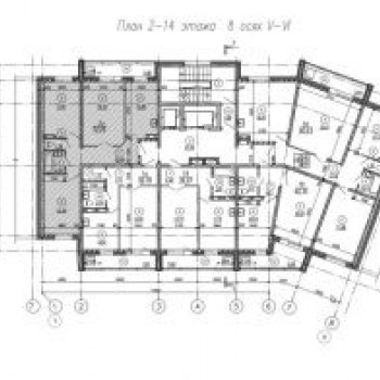 ЖК Лайф (Владивосток) – планировка №3