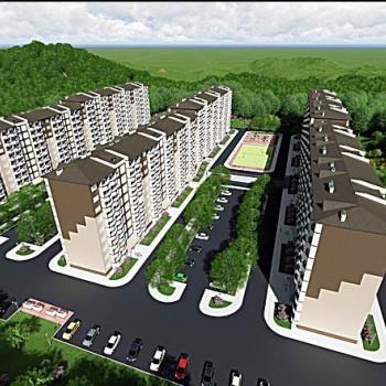 ЖК Зеленый угол, Микрорайон (Владивосток) – фото №2
