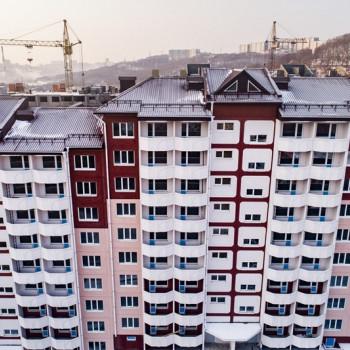 ЖК Зеленый угол, Микрорайон (Владивосток) – фото №1
