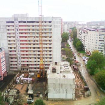 ЖК На Первомайской (Вологда) – фото №1