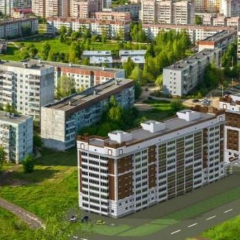 ЖК Осановские зори (Вологда) – фото №1
