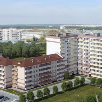 ЖК Березовая роща (Вологда) – фото №1