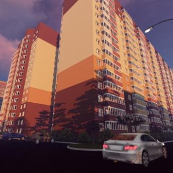 ЖК Просторы (Вологда) – фото №1