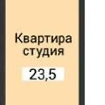 ЖК Янтарный (Воронеж) – планировка №3