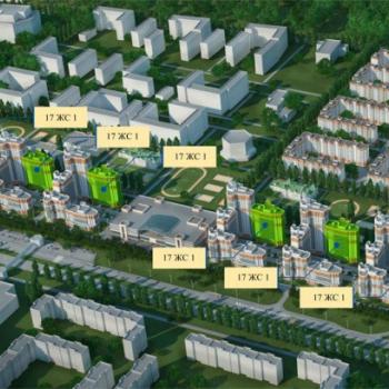 ЖК Московский квартал (Воронеж) – фото №1
