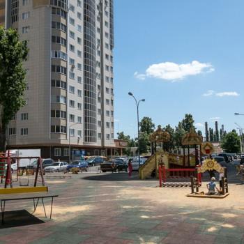 ЖК на ул. Пеше-Стрелецкая/Дорожная (Воронеж) – фото №3