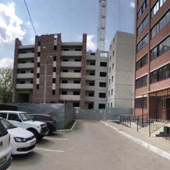 ЖК на ул. Беговая (Воронеж) – фото №1