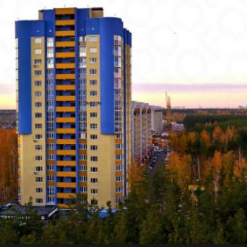 Микрорайон Боровое (Воронеж) – фото №1