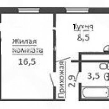 ЖК Виадук (Воронеж) – планировка №3