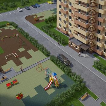ЖК Клевер парк (Ярославль) – фото №3