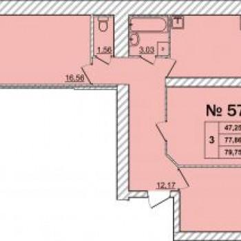 Дом Батова (Ярославль) – планировка №4
