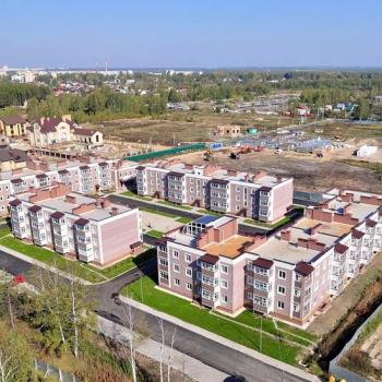 ЖК Зеленый квартал (Ярославль) – фото №1