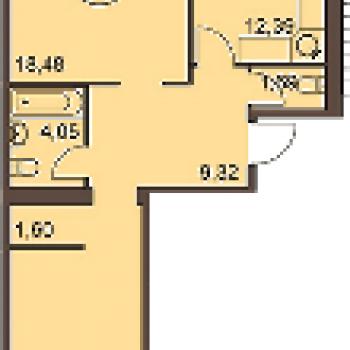 ЖК Медовый дом (Ярославль) – планировка №3