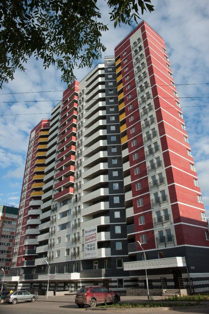 Ижевск — 1-комн. квартира, 30 м² – 7я Подлесная, 97 (30 м²) — Фото 1