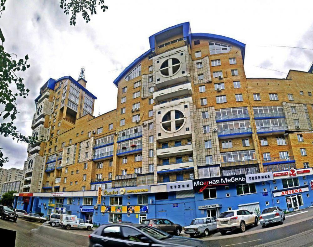 Пермь — 2-комн. квартира, 47 м² – Екатерининская, 165 (47 м²) — Фото 1