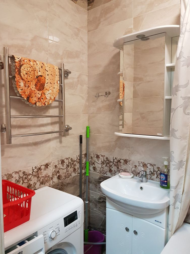 Краснодар — 1-комн. квартира, 39 м² – ул. п.Березовый, 7/48 (39 м²) — Фото 1