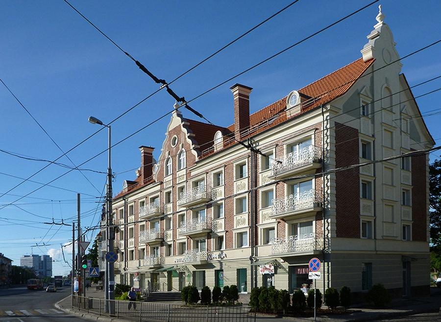 Калининград — 2-комн. квартира, 39 м² – Ленинский проспект, 2 (39 м²) — Фото 1