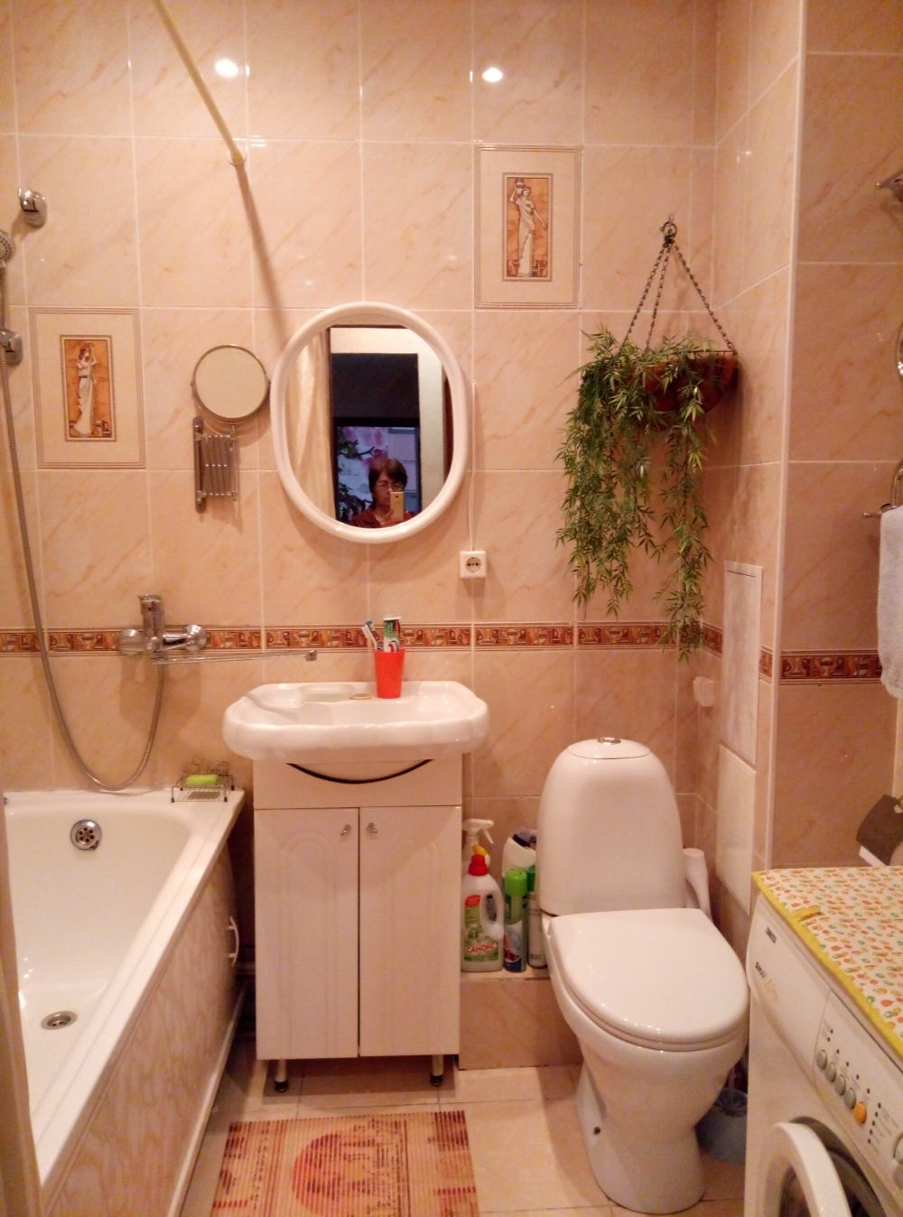 Казань — 1-комн. квартира, 41 м² – Меридианная, 22 (41 м²) — Фото 1