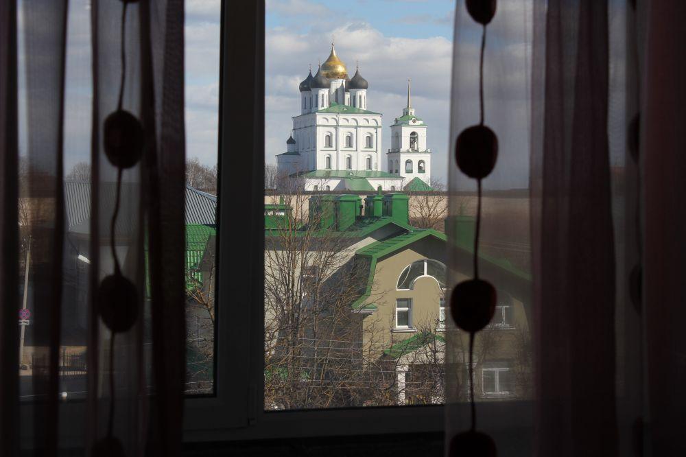 Псков — 1-комн. квартира, 35 м² – М. Горького, 19 (35 м²) — Фото 1