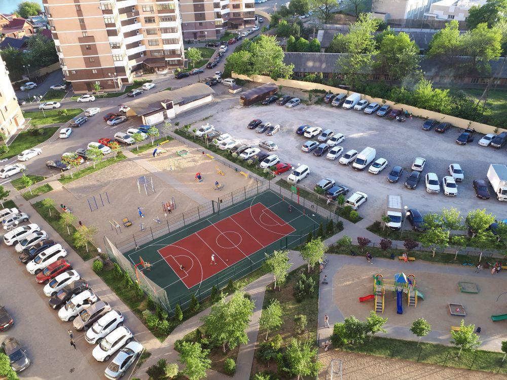Краснодар — 1-комн. квартира, 47 м² – ул.Кубанская, 47 (47 м²) — Фото 1
