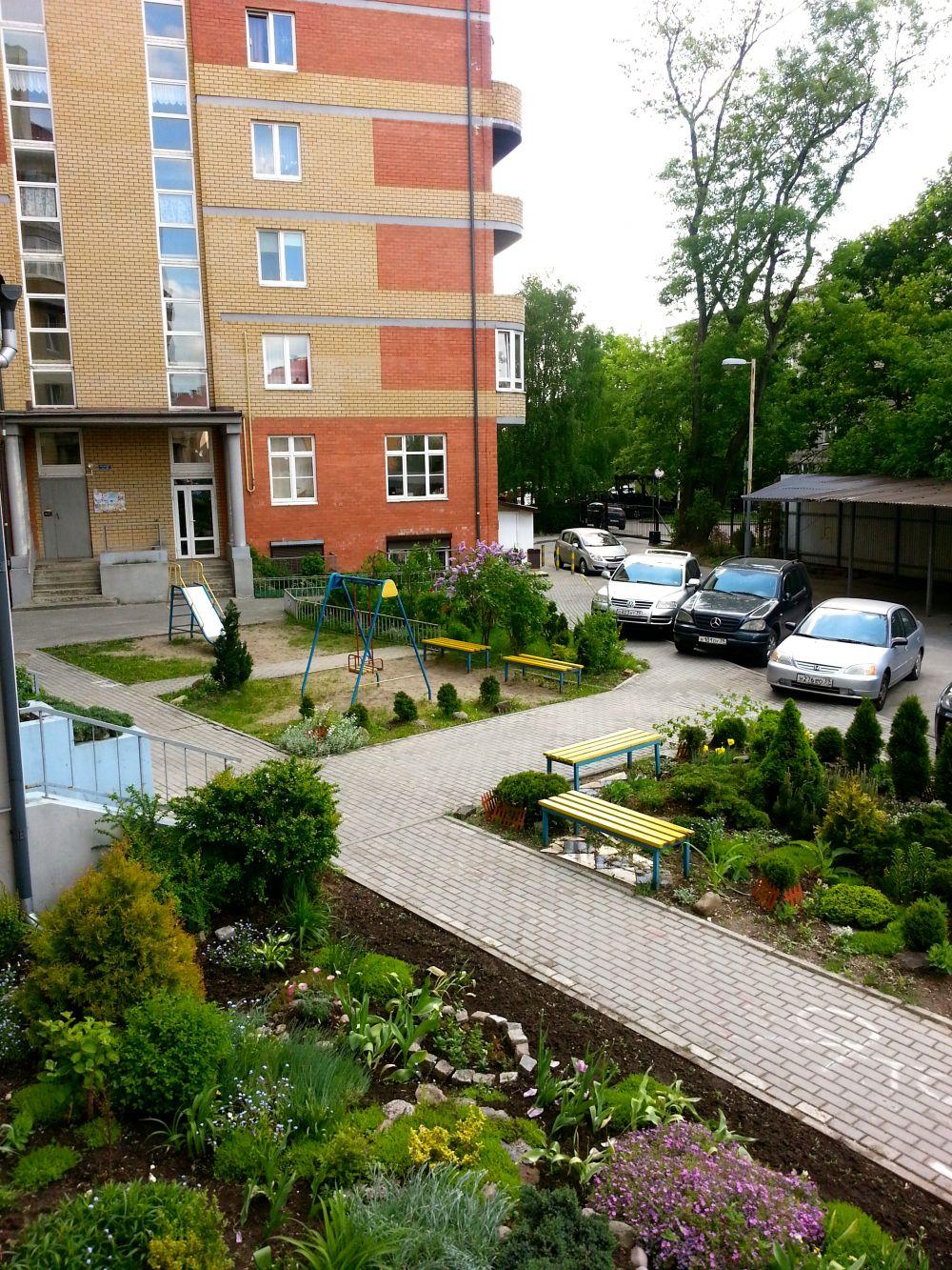 Калининград — 1-комн. квартира, 58 м² – Земельная, 12 (58 м²) — Фото 1