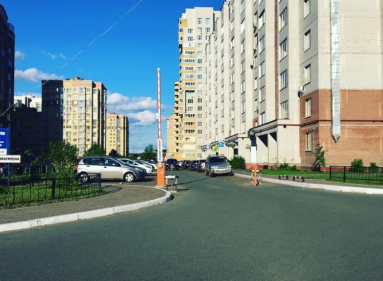 Казань — Студия, 45 м² – Сибгата Хакима, 33 (45 м²) — Фото 1